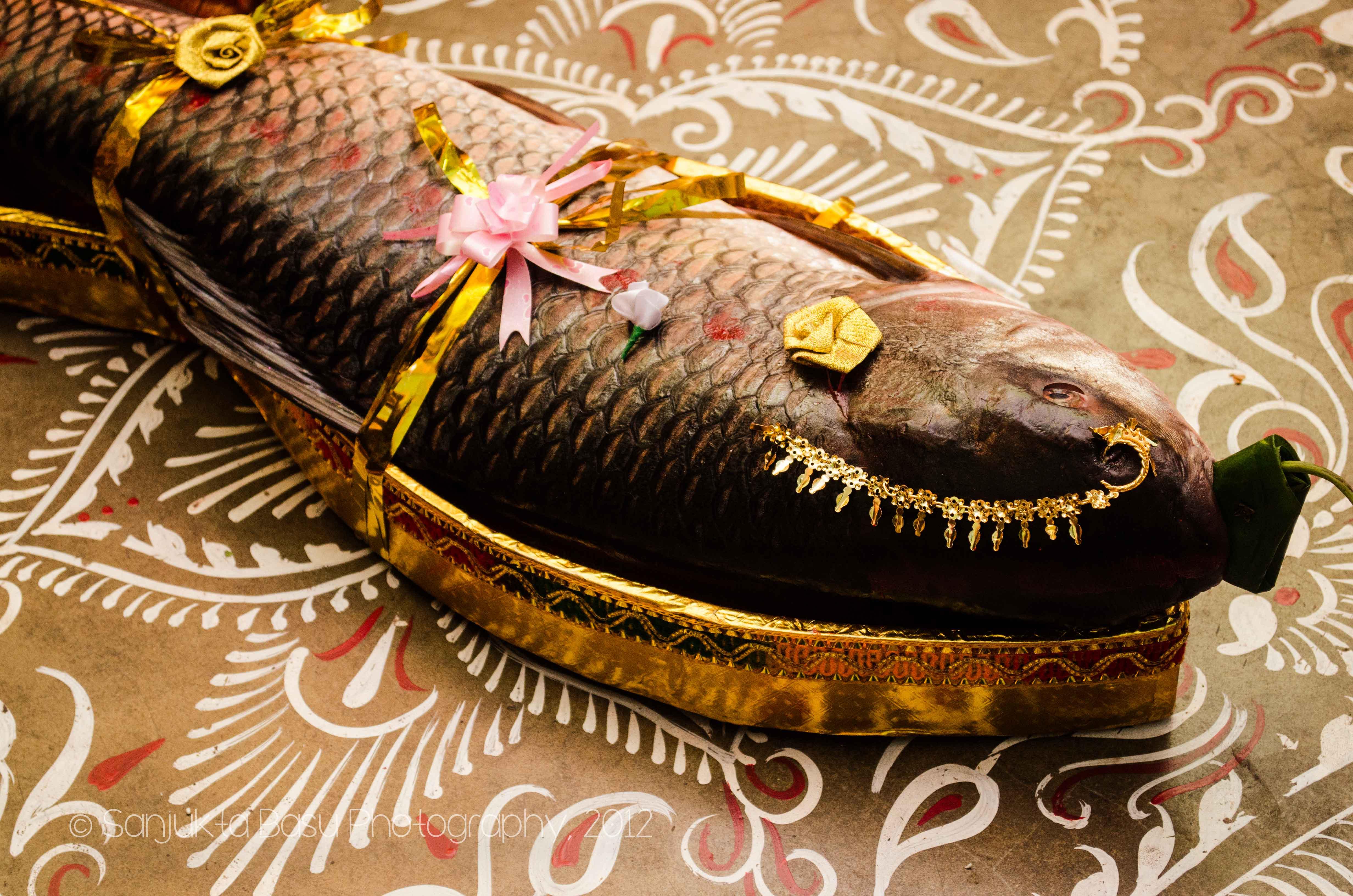 Tatto In A Bengali Wedding Sanjukta Basu Photography