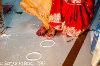 Saptapadi - Sanjukta Basu Wedding Photography