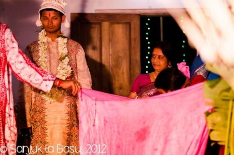 Sindur ceremony