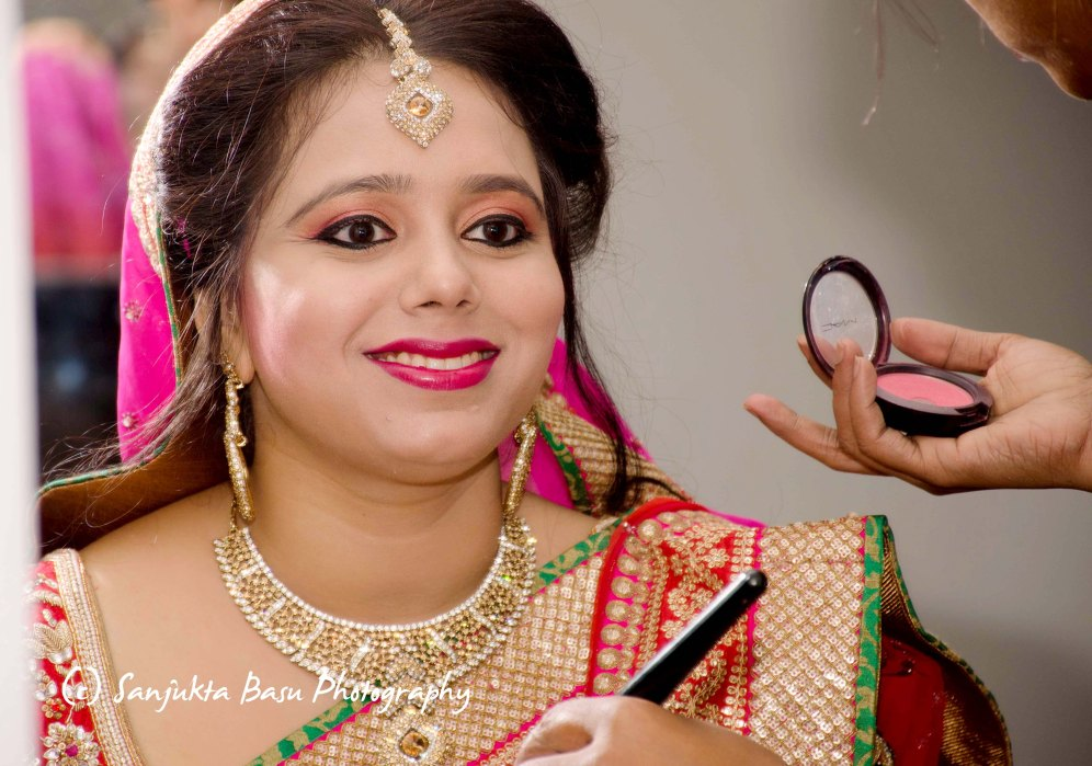 Astha bridal portrait make up shot low res