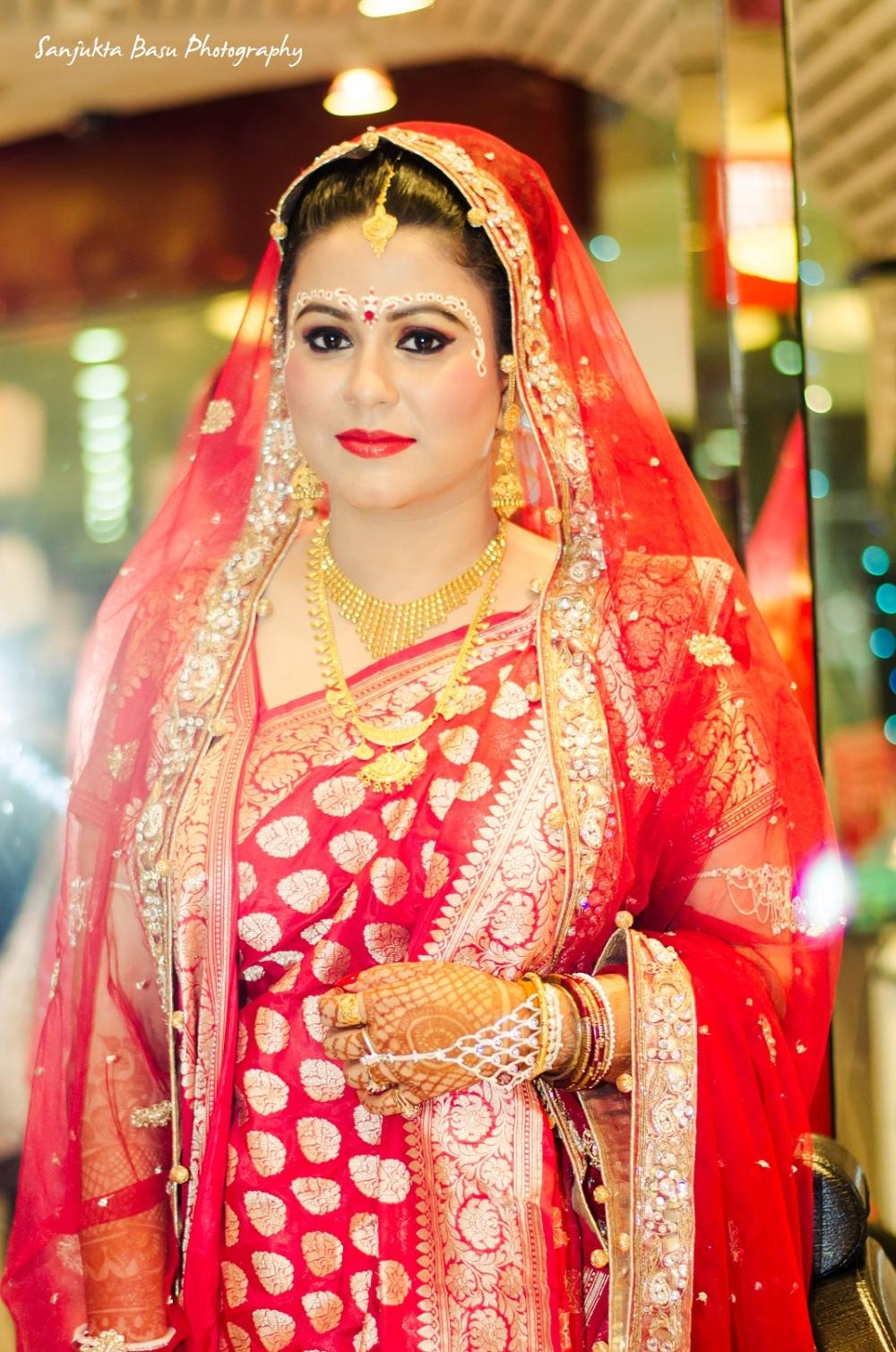 Bridal portrait Chitra