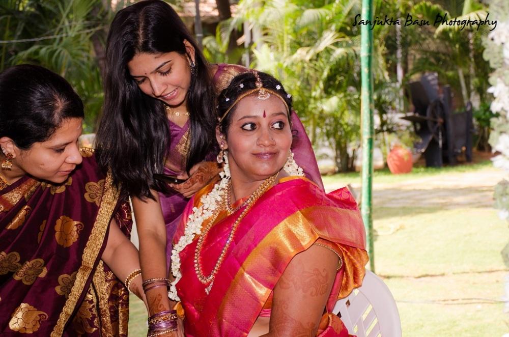 Bridal portrait Rohini