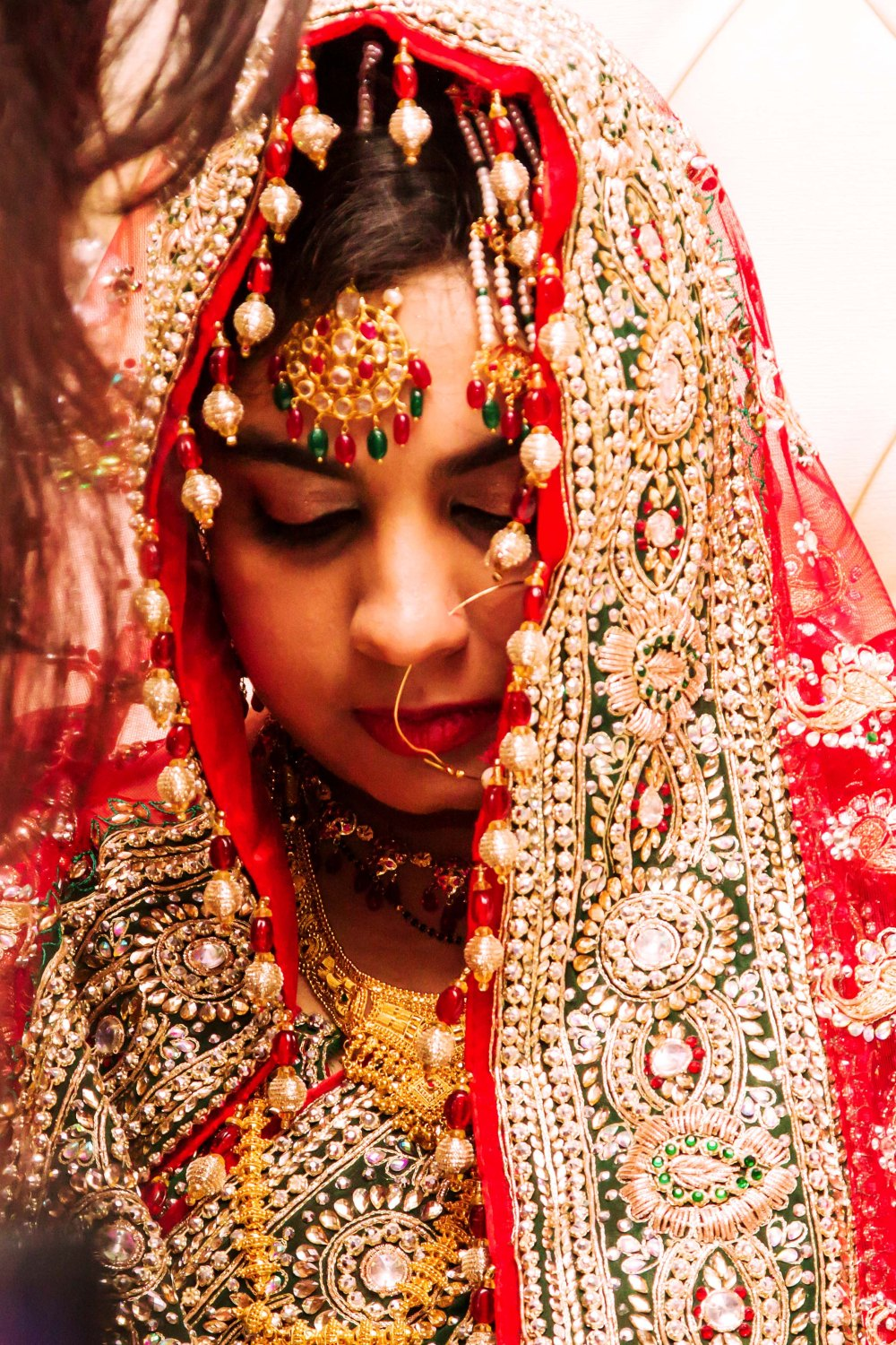 Bridal Portrait Sidra