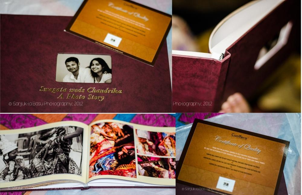 SKBCK wedding album