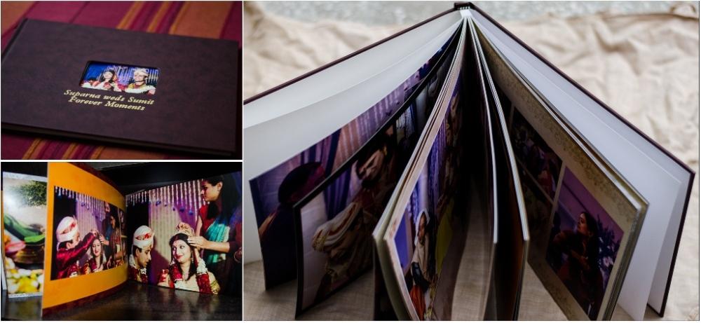 The Wedding Album - A Canvera Photobook