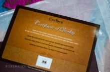 The Certificate of Quality by Canvera