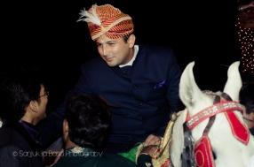 Portraying the bridegroom - candid wedding photography by sanjukta basu