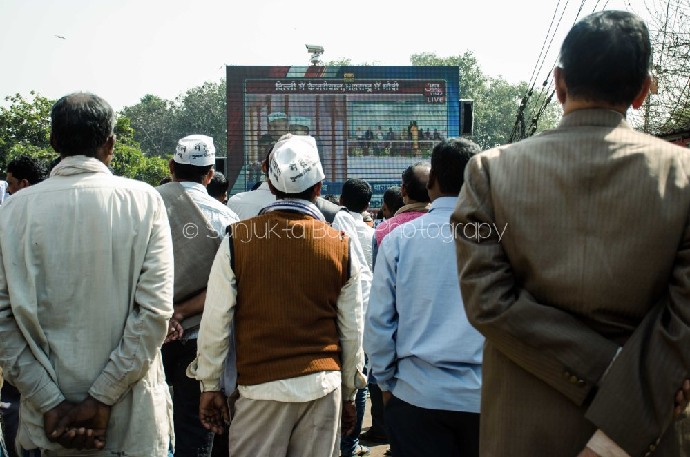 Kejriwal Shapath Ramlila Maidan-013