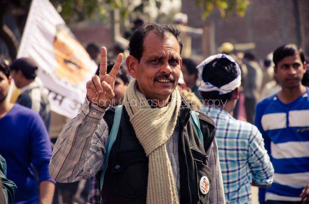 Kejriwal Shapath Ramlila Maidan-020
