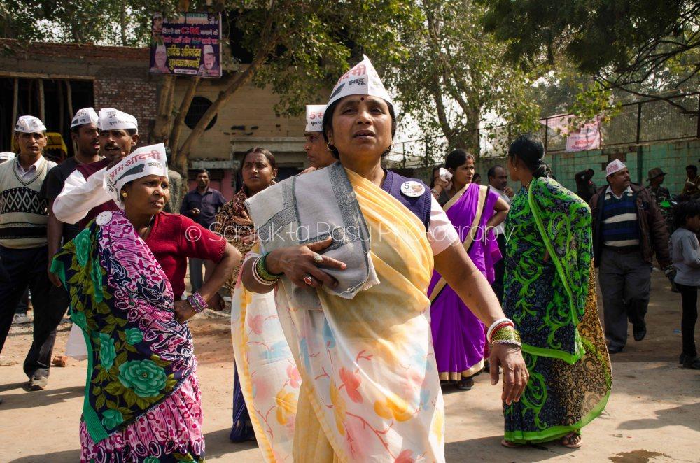 Kejriwal Shapath Ramlila Maidan-040