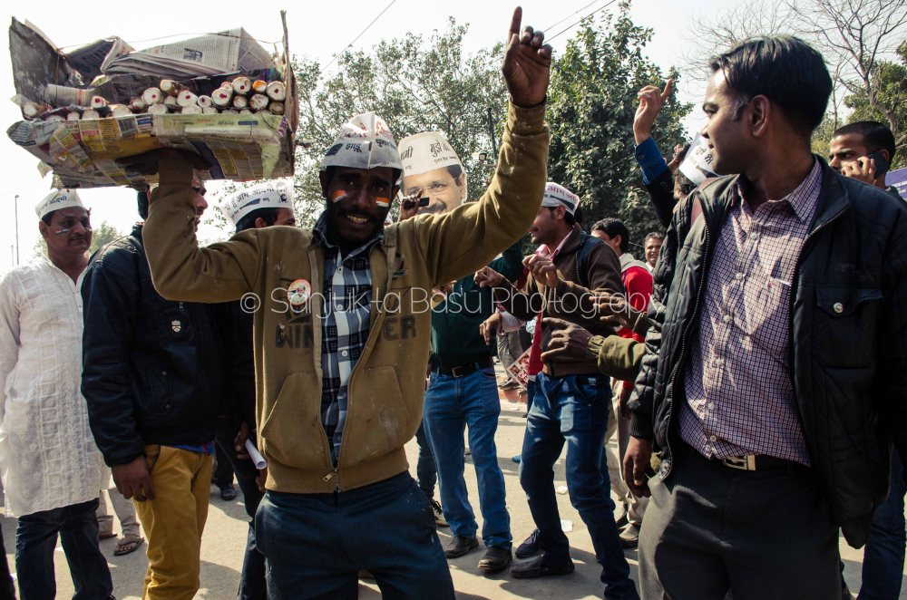 Kejriwal Shapath Ramlila Maidan-044