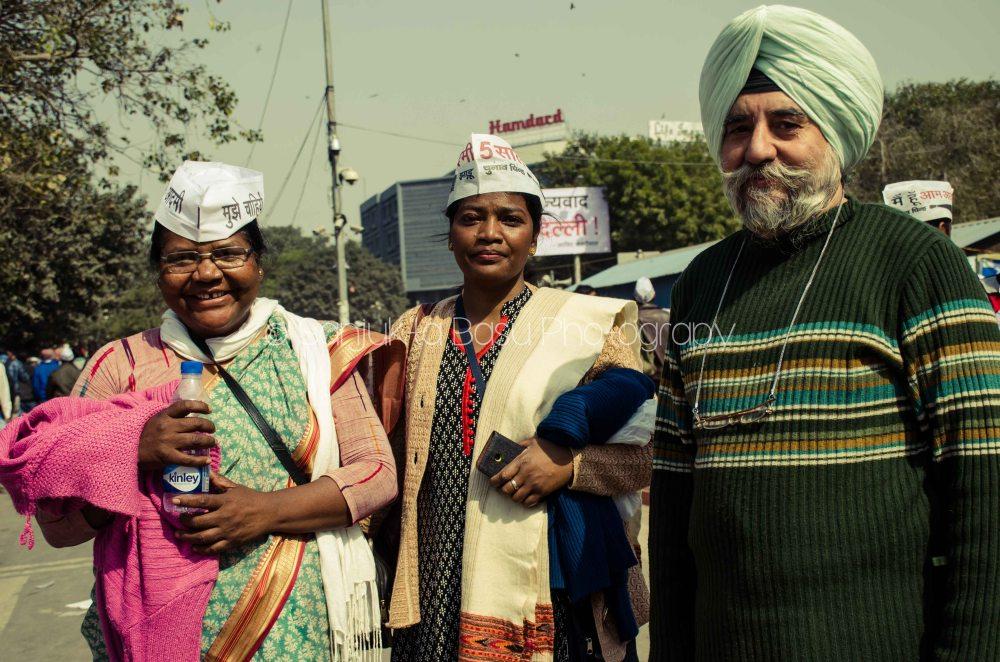 Kejriwal Shapath Ramlila Maidan-045