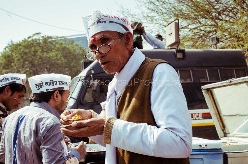 Kejriwal Shapath Ramlila Maidan-052