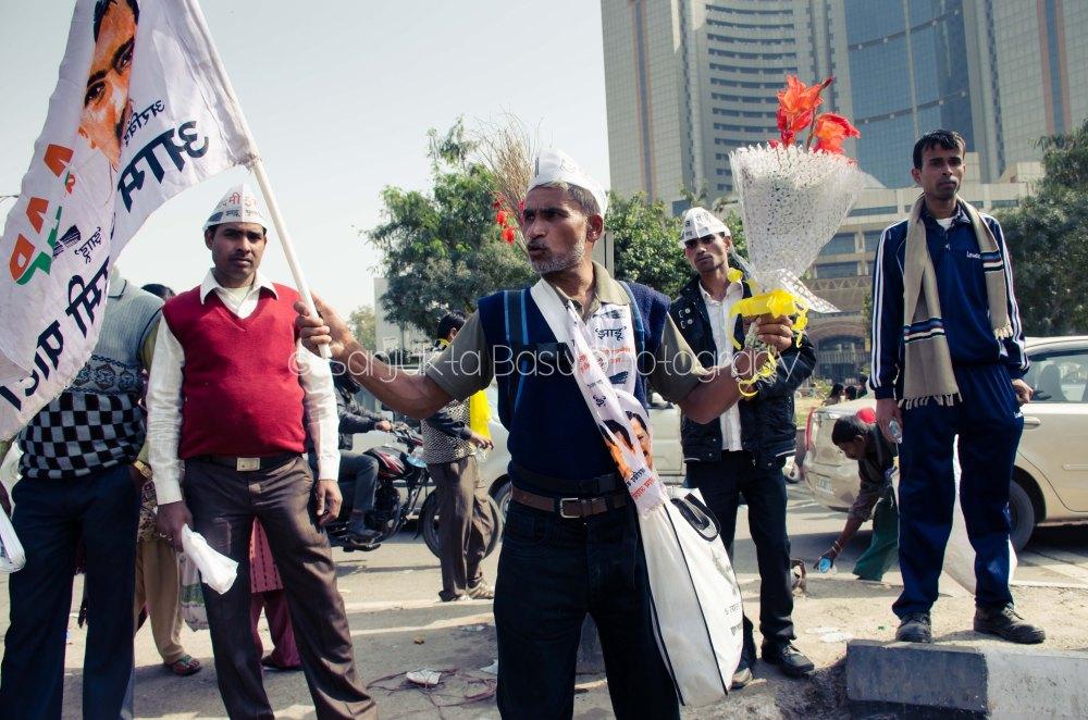 Kejriwal Shapath Ramlila Maidan-087