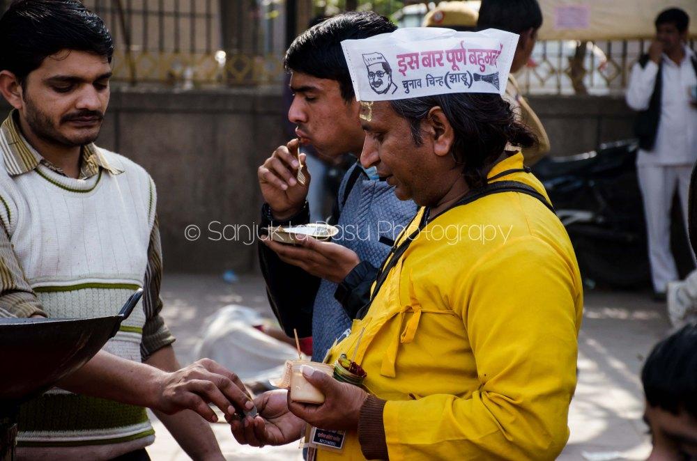 Kejriwal Shapath Ramlila Maidan-091