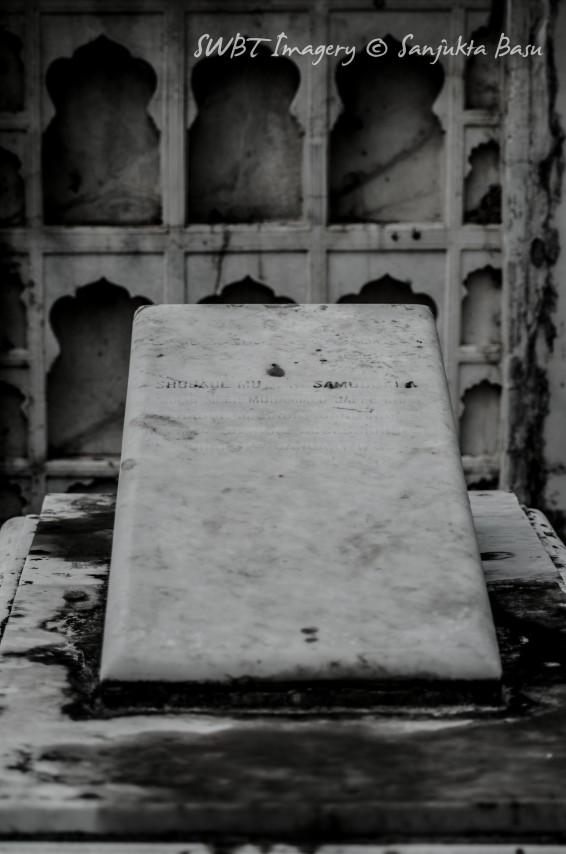 Murshidabad Ruins Mir Jafar grave