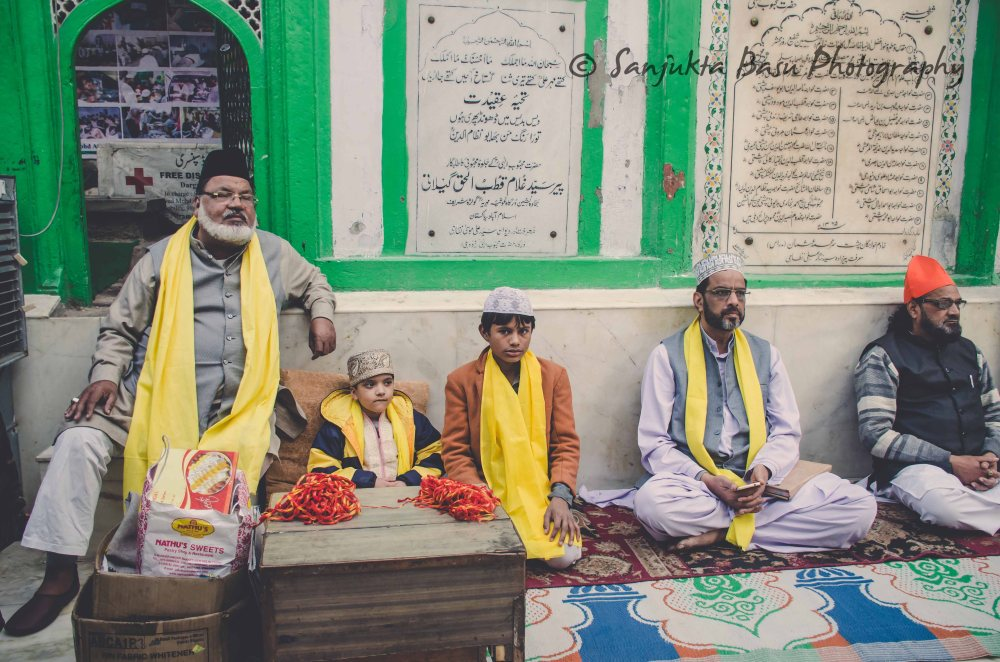 Basant at nizamuddin dargah-9