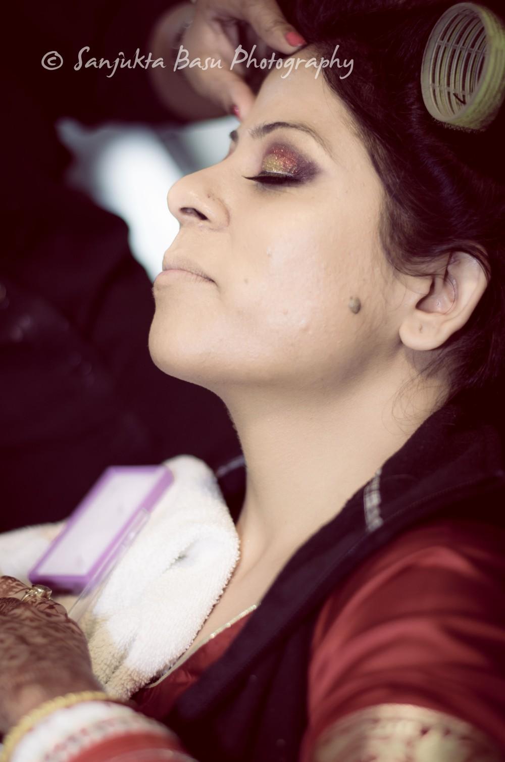 bridal makeup shot-3