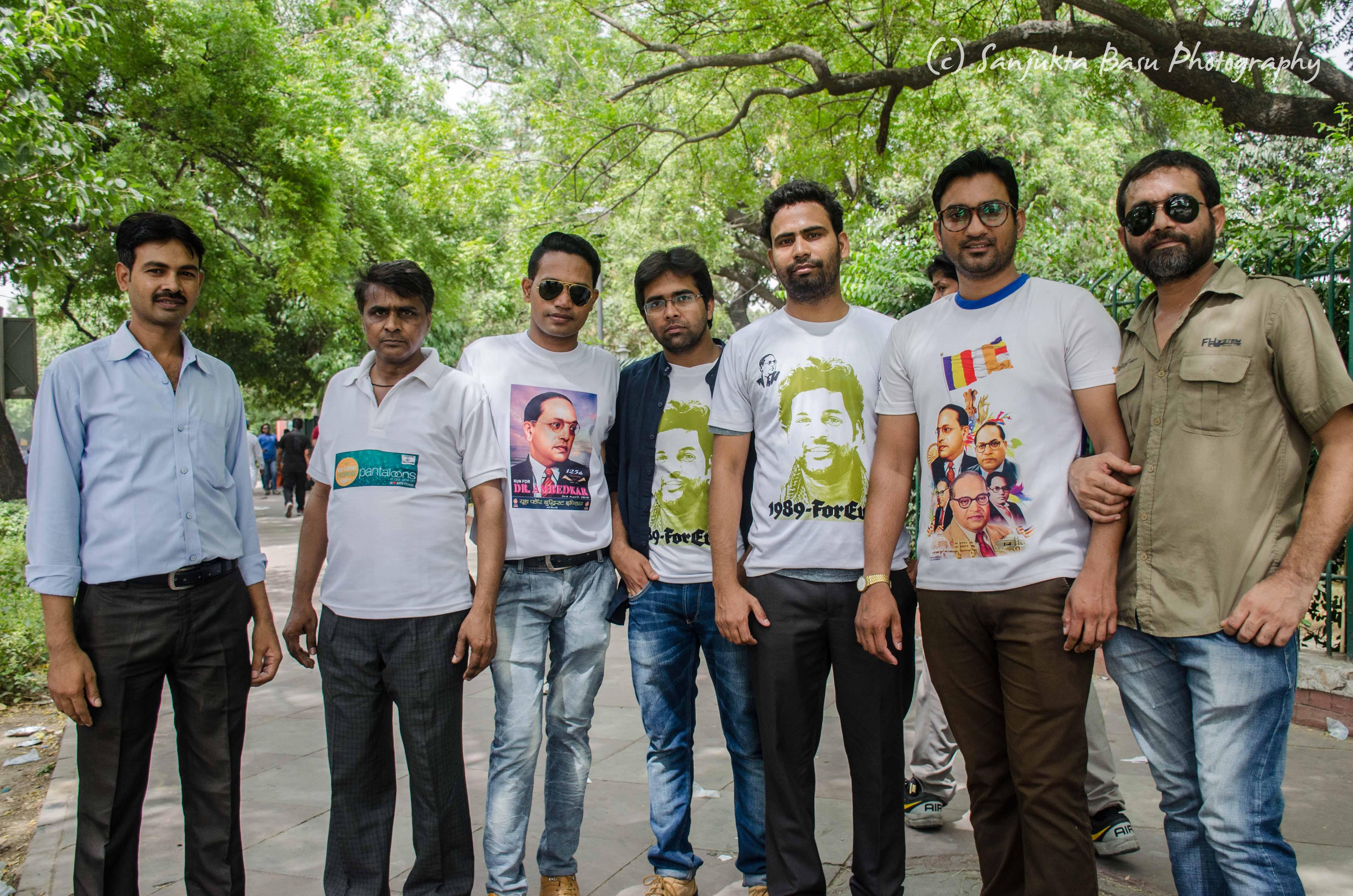 Bhim Army protest at Jantar Mantar Delhi low res-53