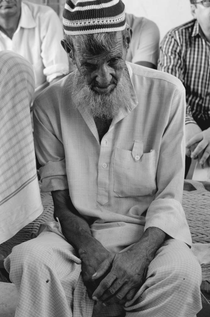 meeting with Salim family in Khurgain shamli-4